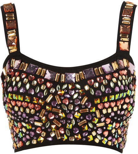 Jewel Bralet Top