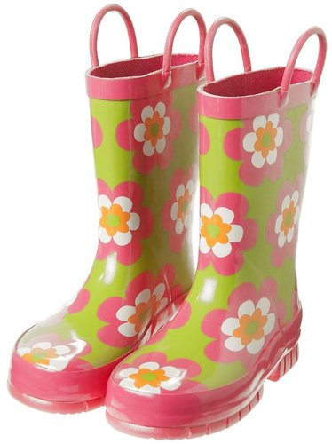Flower Rainboot