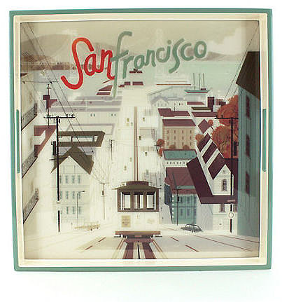 Kevin Dart San Francisco Tray