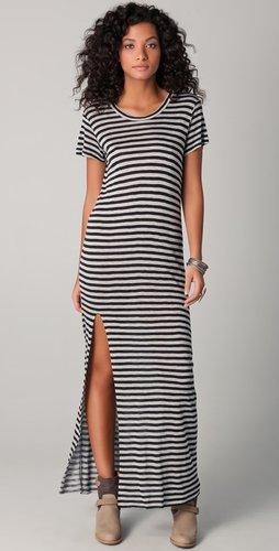 Pencey Standard Striped T Maxi Dress
