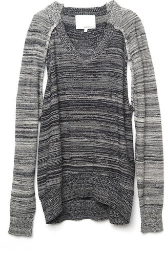 3.1 Phillip Lim Cut-out Back Pullover