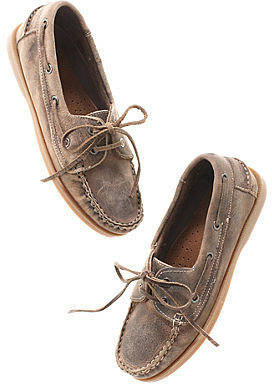 The bed stüTM aunt bettie boat shoe