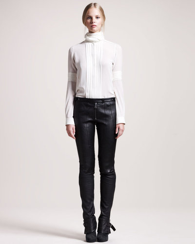 Belstaff Ledbury Leather Roadster Pants