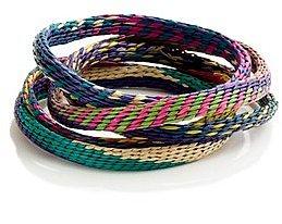 Market-weaver bracelet