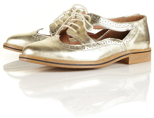 KRAFTY Cut Out Brogues
