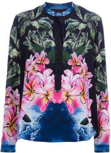 Stella Mccartney 'Hawaii' print shirt