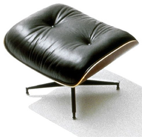 Eames ottoman by herman miller