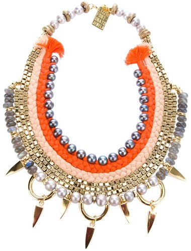 Lizzie Fortunato Jewels 'DANGER ISLAND' NECKLACE
