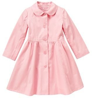 Sateen Dress Coat