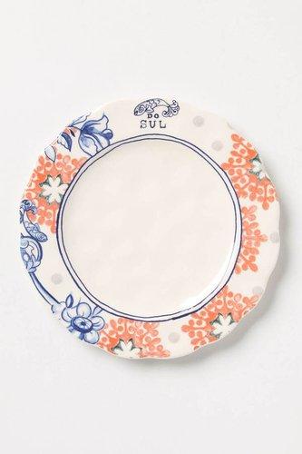 Do Sul Dinner Plate