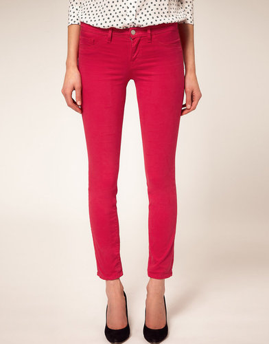 J Brand 811 Skinny Jean