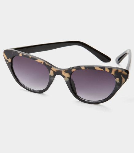 Fifties Cat Eye Sunglasses
