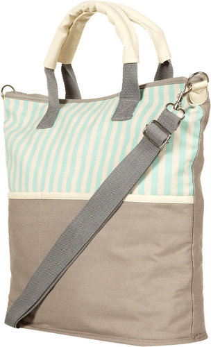 Mint Structured Shopper Bag