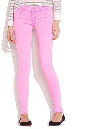 Textile elizabeth & james® neon mick jeans