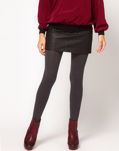 Paul Smith Rib Lace Tights