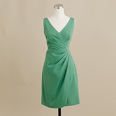 Ramona dress in cotton taffeta