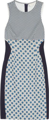 Stella McCartney Madison printed stretch-jersey dress