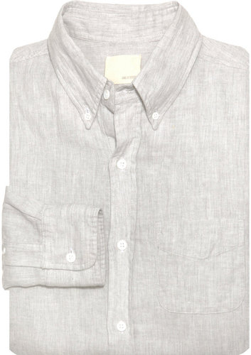 Band of Outsiders Chambray Button Down