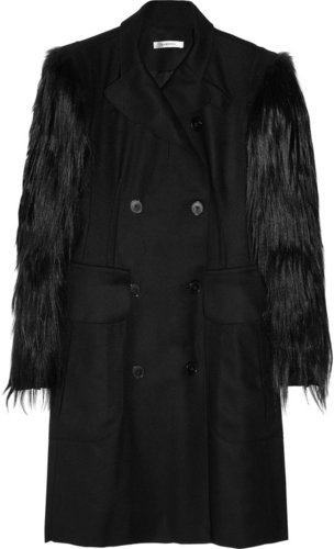 Fall 2012 Black Coat Trends