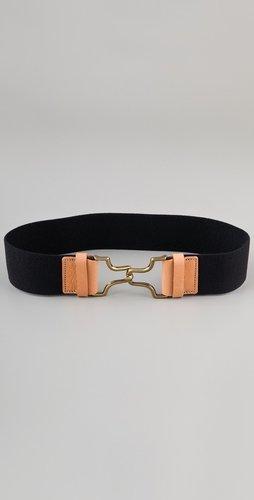 Madewell Pamplona Stretch Wide Waist Belt