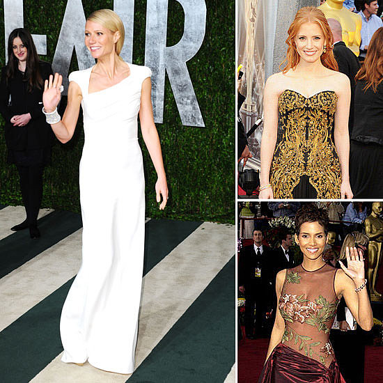 65 Unforgettable Looks From the Oscars Red Carpet