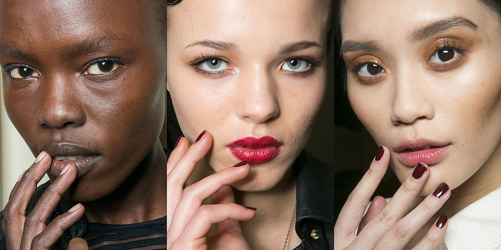 Check Out the Most Sophisticated Nails From Milan Fashion Week