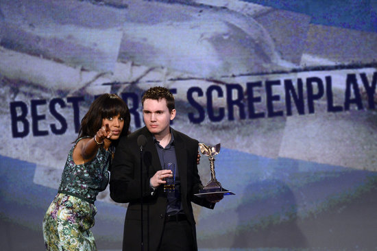 Derek Connolly took home the award for best first screenplay.