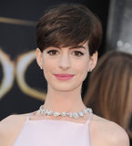 Anne Hathaway's Makeup