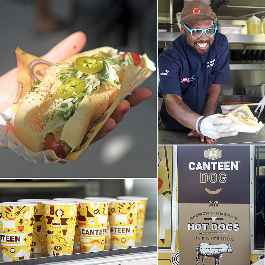 Andrew Zimmern's Eats at Target Field