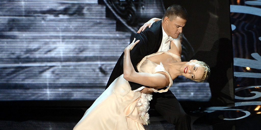 Video: Channing Tatum and Charlize Theron's Sexy Oscars Performance
