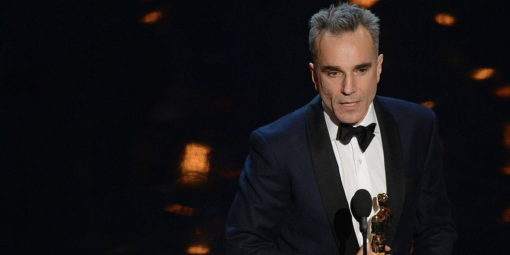Video: Daniel Day-Lewis Cracks Jokes in His Oscar Acceptance Speech