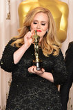 Adele won the Oscar for best original song.