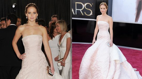 The Best Dressed and the Biggest Trends at the 2013 Oscars