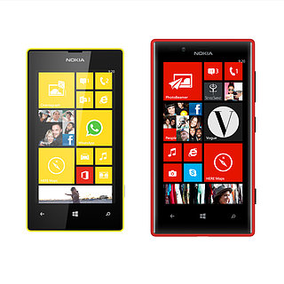 Nokia Lumia 520 and Nokia Lumia 720