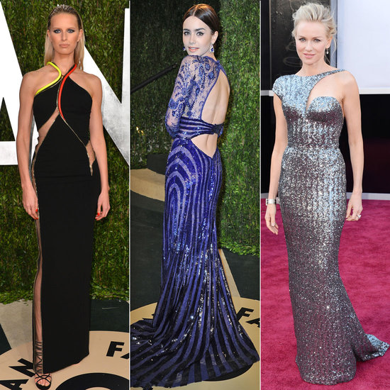 See Oscar Night's Sexiest Dresses