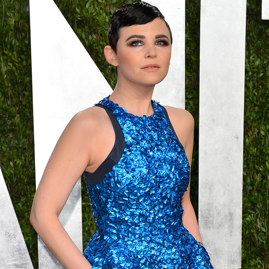 Ginnifer Goodwin Oscar Party Dress 2013 | Pictures