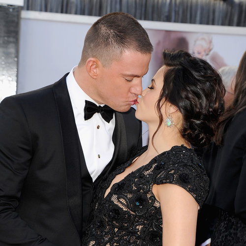 Celebrity Couples at Award Shows 2013