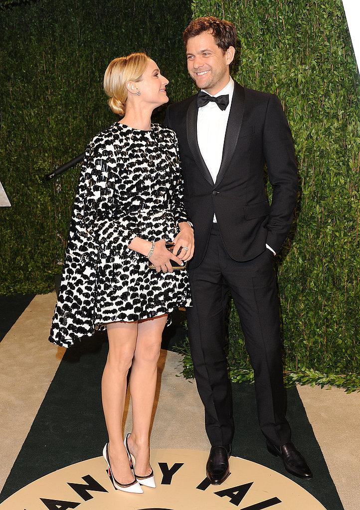 Diane Kruger and Joshua Jackson
