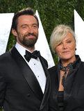 Hugh Jackman and Deborah Lee Furness