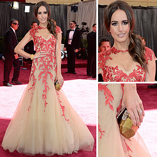 2013 Oscar Awards Style & Fashion Poll: Louise Roe