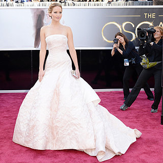 2013 Oscar Awards Style & Fashion Poll: Jennifer Lawrence
