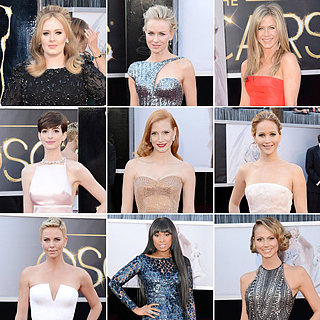 2013 Oscar Awards Style & Fashion: Best Dresses & Details