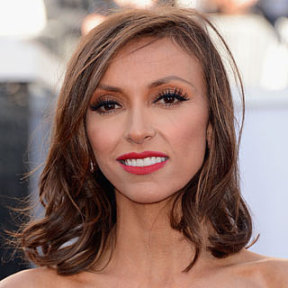 Pictures of Giuliana Rancic at the 2013 Oscars