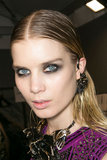 The Makeup at Roberto Cavalli, Milan