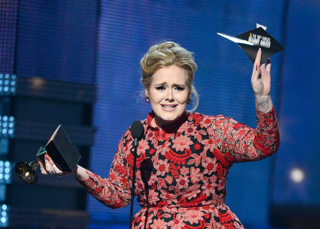 Most Surprising Award Season Darling: Adele