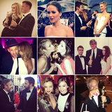 The Best Celebrity Instagram Photos From Oscar Weekend
