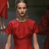 Dolce & Gabbana Runway 2013 (Video)