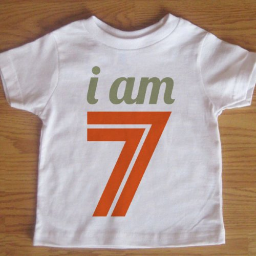 Birthday T-Shirts For Kids