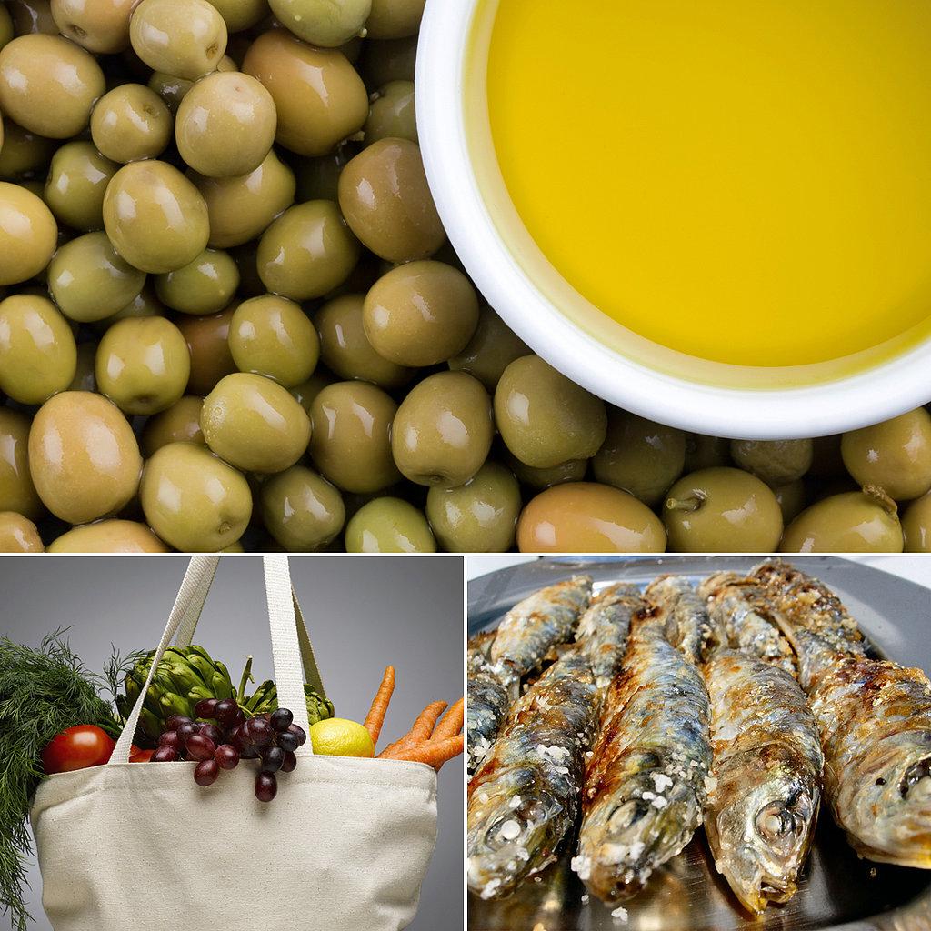 5 Staples of a Mediterranean Diet