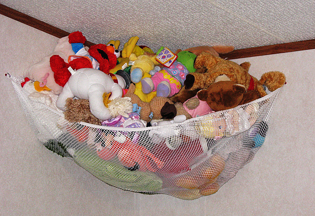 Ways To Keep Stuffed Animals Under Control Popsugar Moms